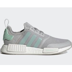Adidas NMD R1 Shoes Grey Two / Cloud White